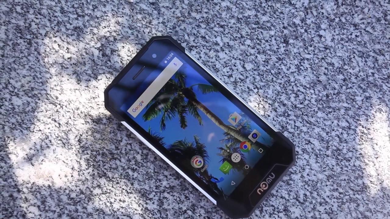 Рис. 7. Недорогой защищённый смартфон Nomu S30 Mini.