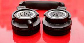 audio-technica ath-m50x обзор