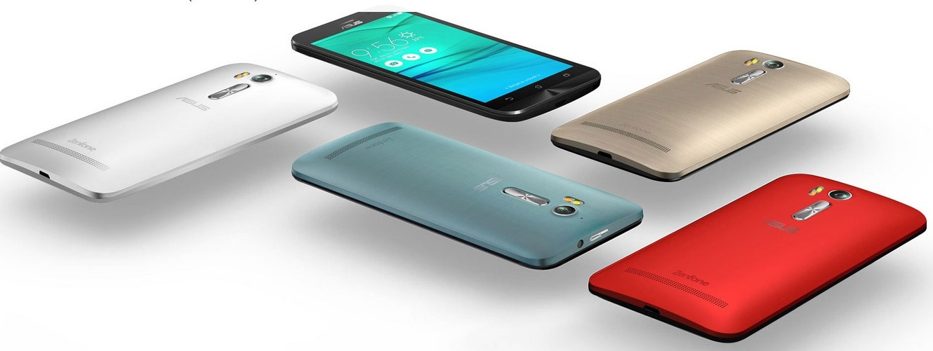Рис. 13. Смартфон от ASUS – бюджетный вариант для любителей качественной сборки.