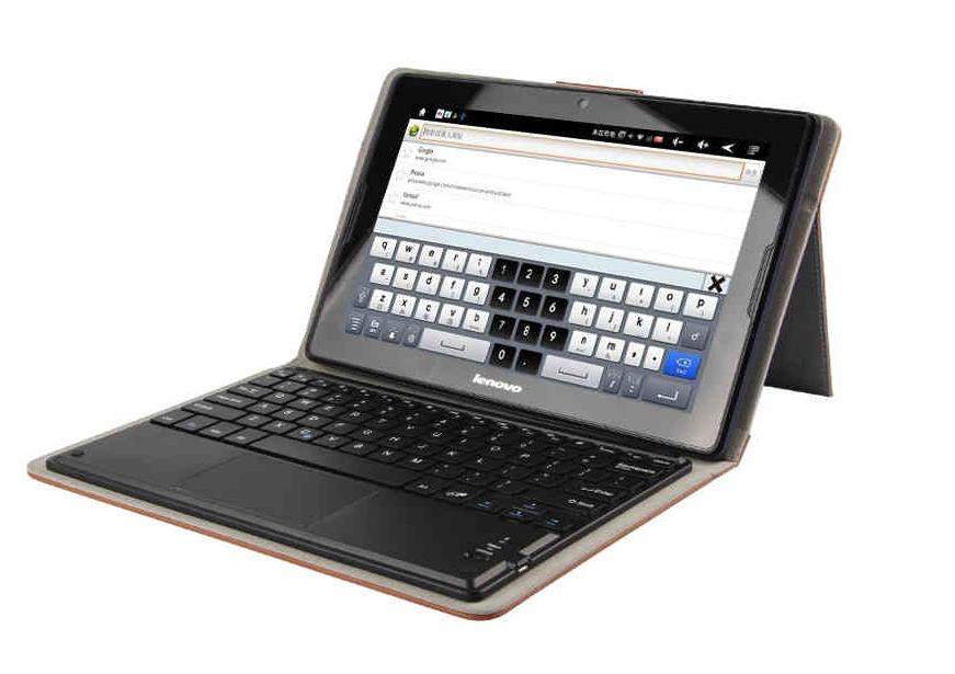 Рис. 14. Модель М3 с виртуальной и физической клавиатурой.