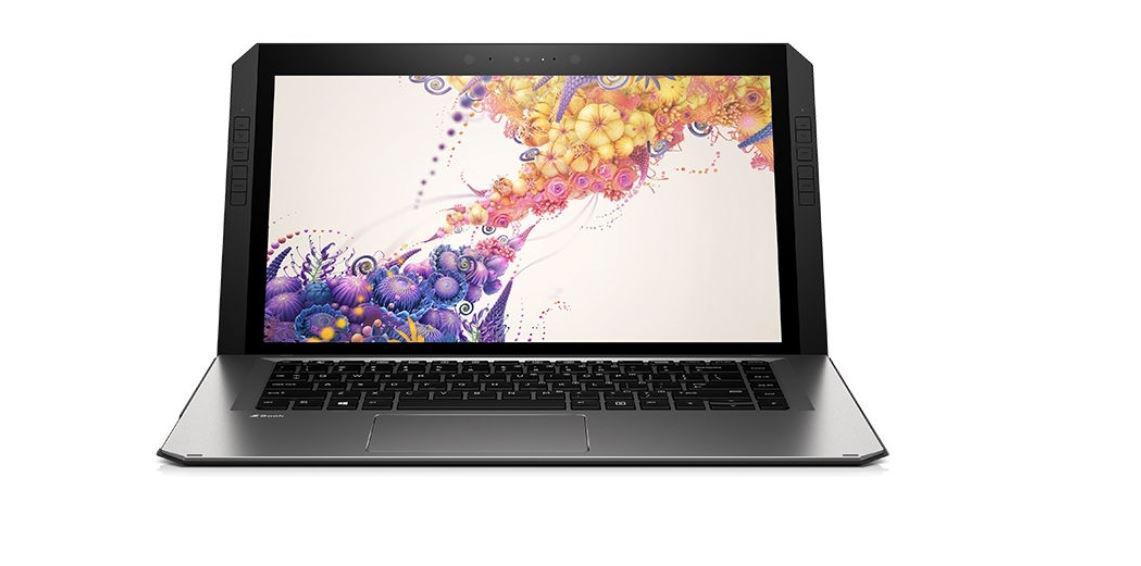 Рис. 14. Новейший и самый мощный планшет в мире – HP ZBook x2.