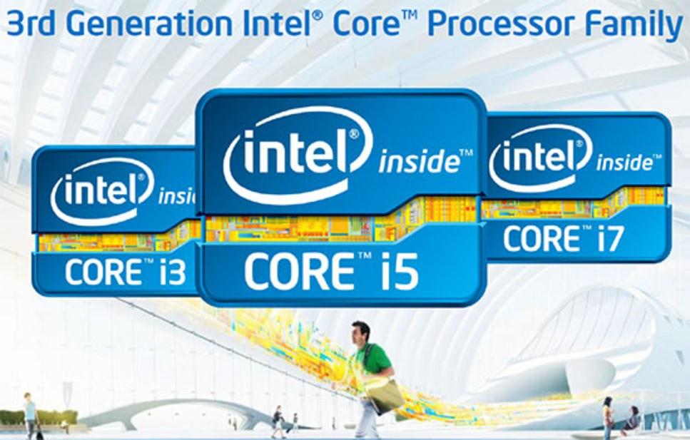 <Рис. 3 Третье поколение Интел>