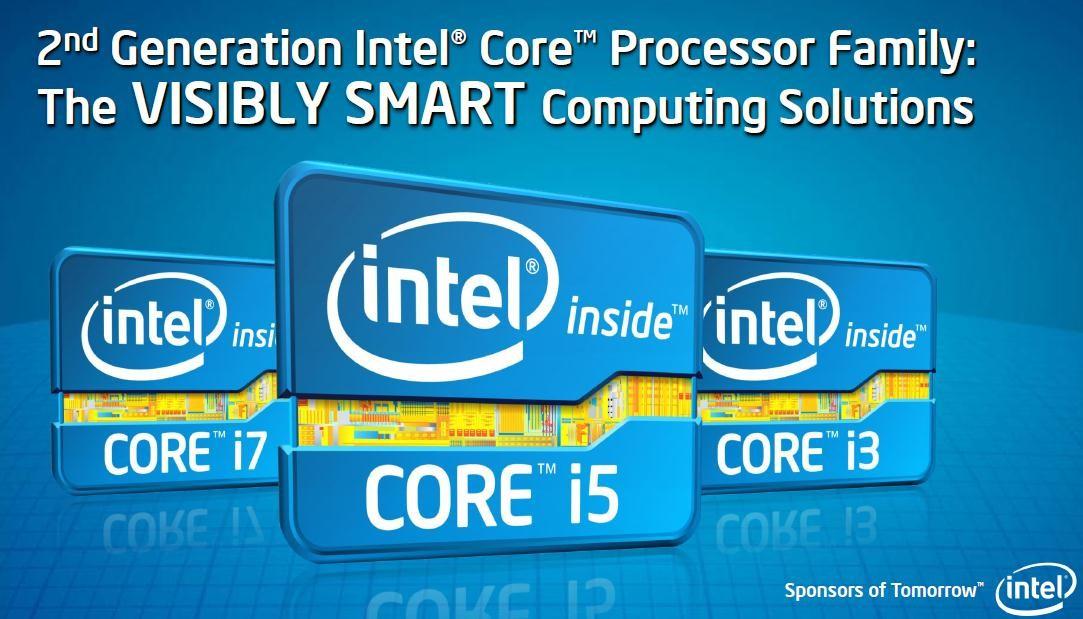 <Рис. 4 Второе поколение Интел>