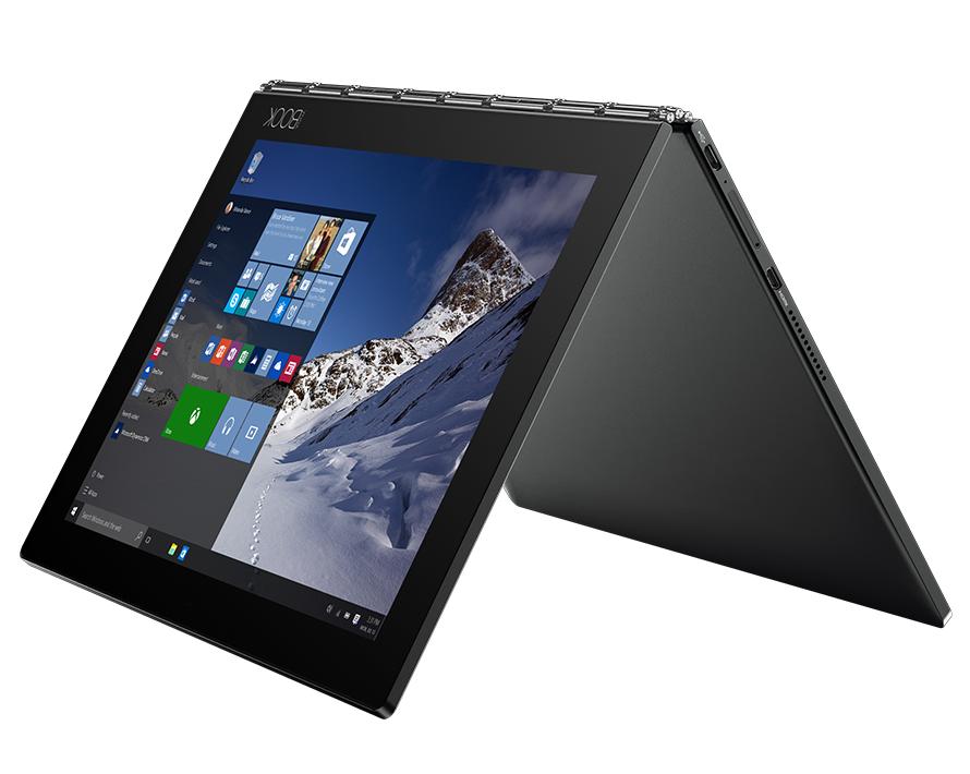 Рис. 5. Производительный планшет от Lenovo.