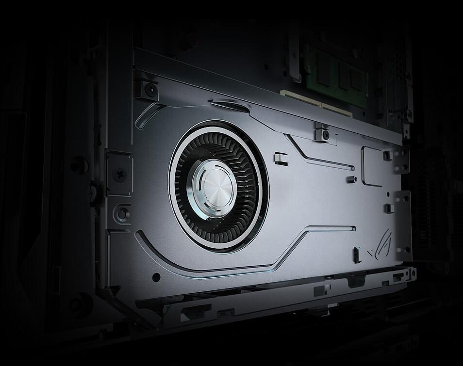 Рис. 5. Установленный на ПК видеопроцессор GeForce GTX 1060.