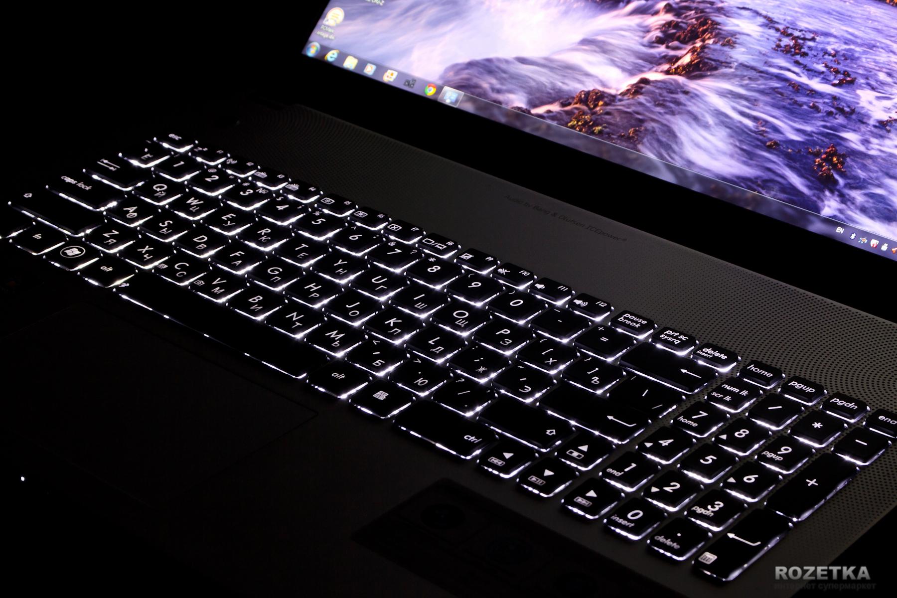 Инструкция клавиатуры ноутбука Асус