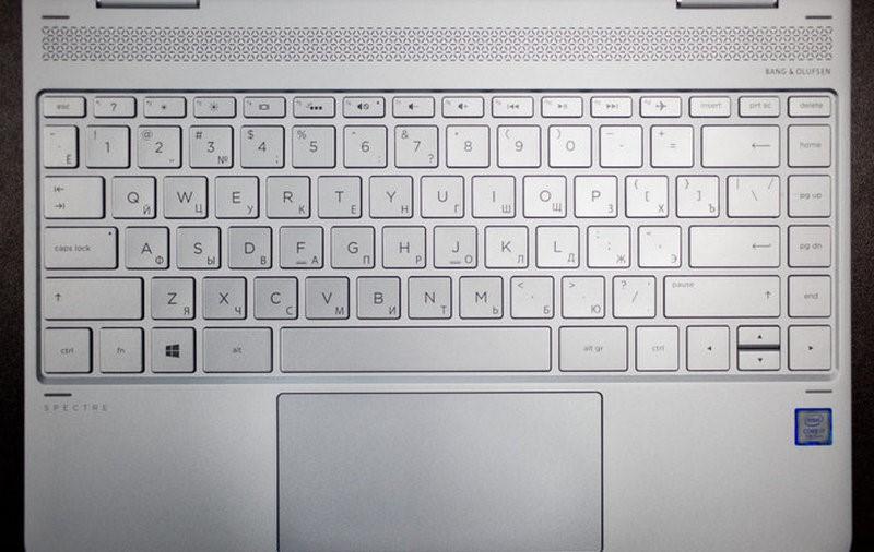 Рис. 7 – Клавиатура
