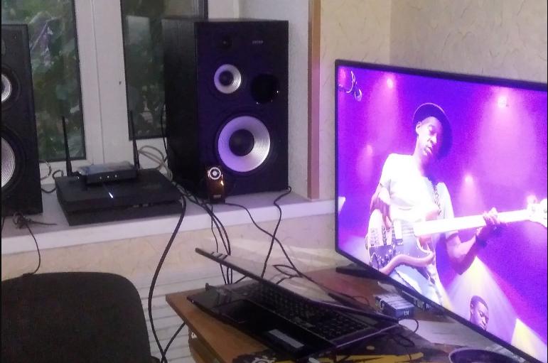 Рис. 9. Проигрывание записи с помощью системы создаёт ощущение присутствия на концерте.