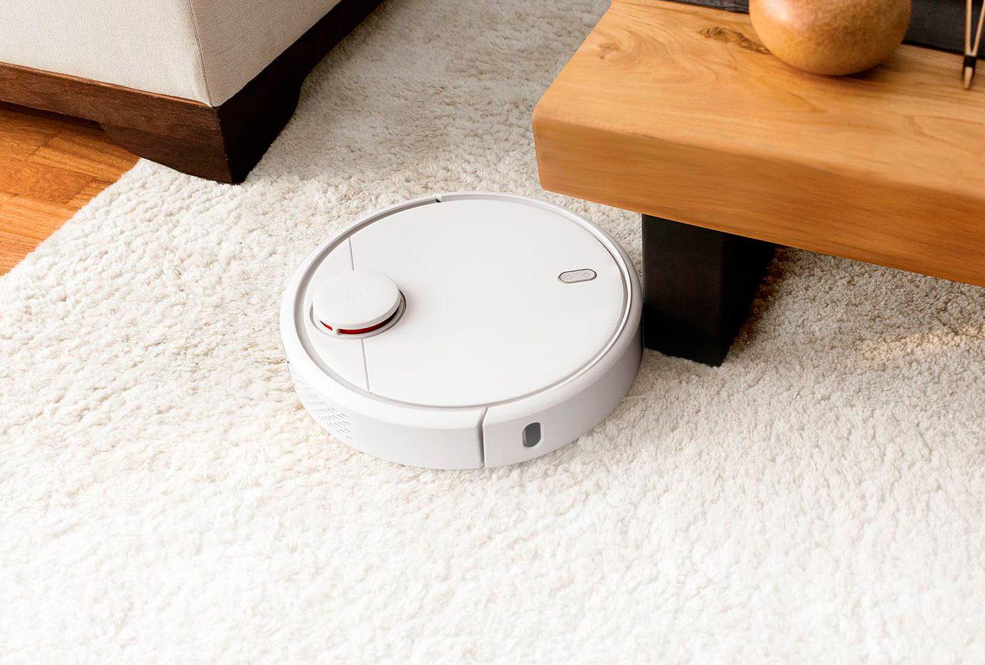 пылесос xiaomi mi robot vacuum обзор и отзывы