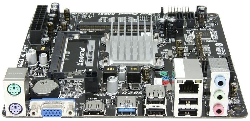 Рис. 1 – Внешний вид Intel Celeron J1800