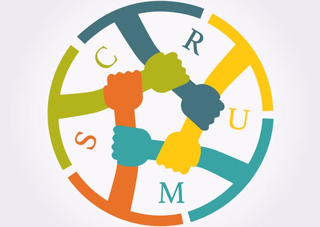 Рис. 1 – Логотип Scrum