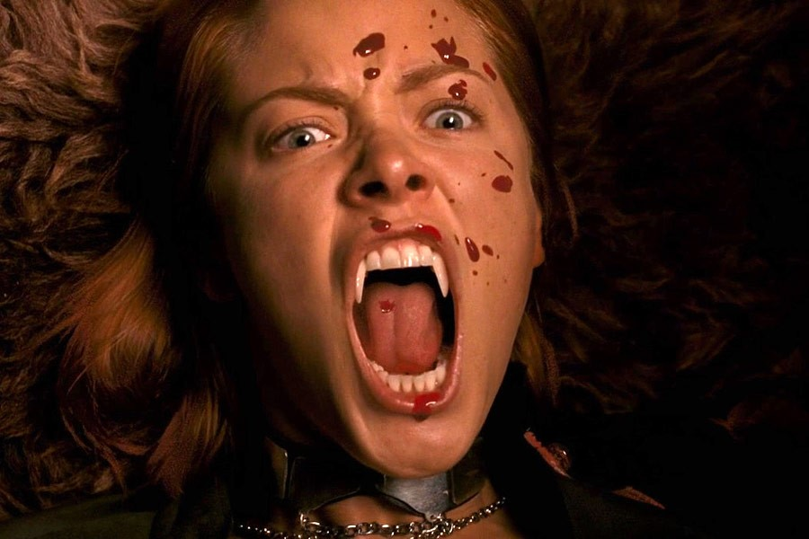 Рис. 10 - Вампиры такие… вампиры