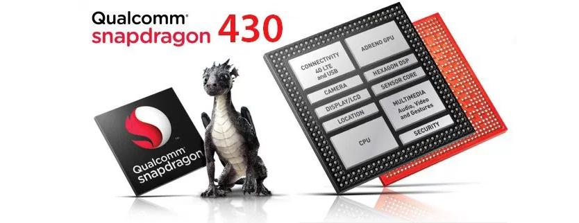Рис. 10. Qualcomm Snapdragon 430
