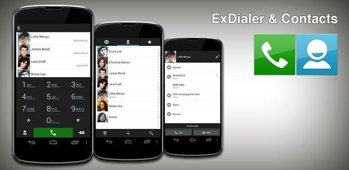 <Рис. 4 ExDialer>