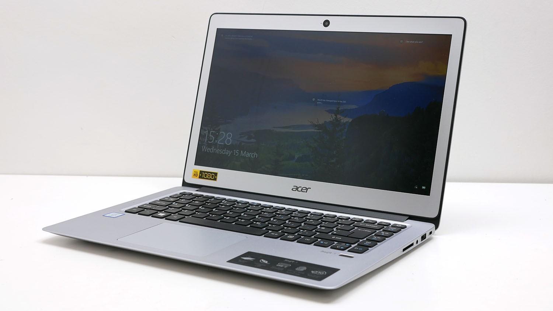 Рис. 5. Самый защищённый лэптоп для учёбы Acer Swift 3.