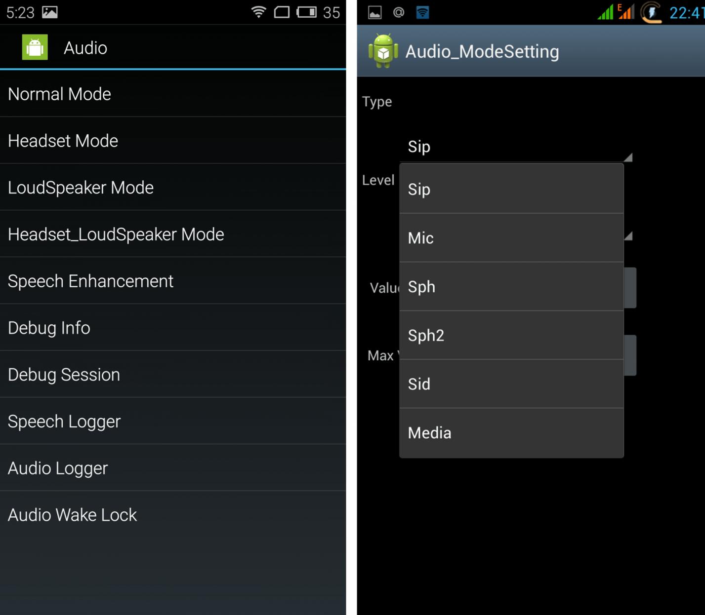 Запуск инженерного меню Андроид – супер способности в гаджетах