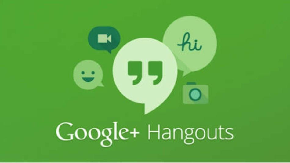 <Рис. 6 Google Hangouts>