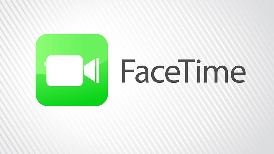<Рис. 7 FaceTime>