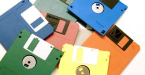 Объем дискеты 3.5