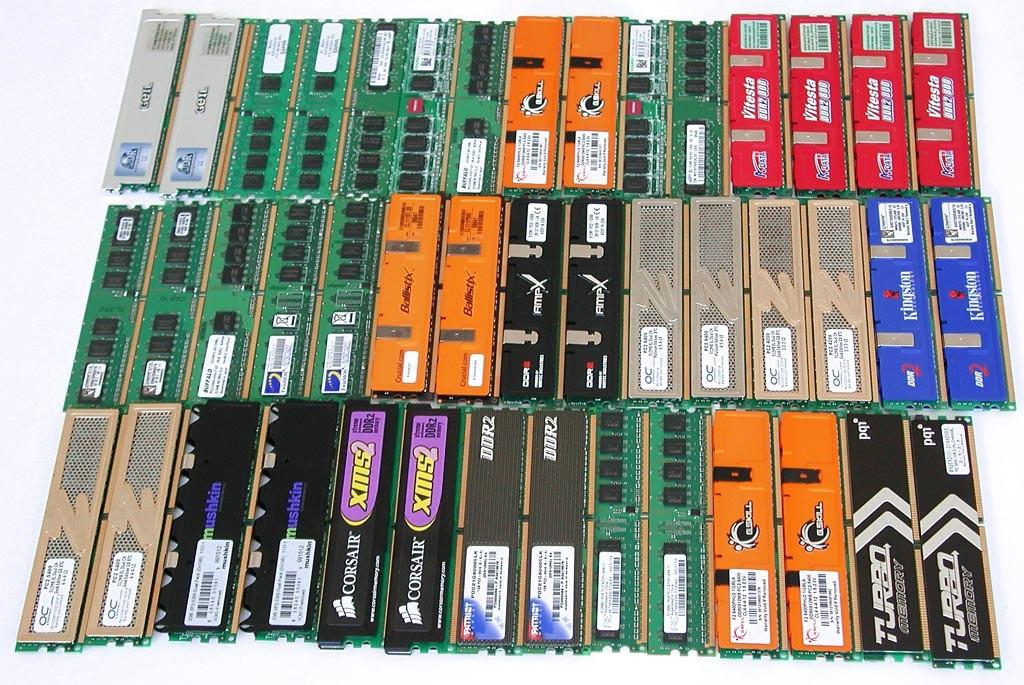 RAM – что это, как работает, виды, особенности, характеристики