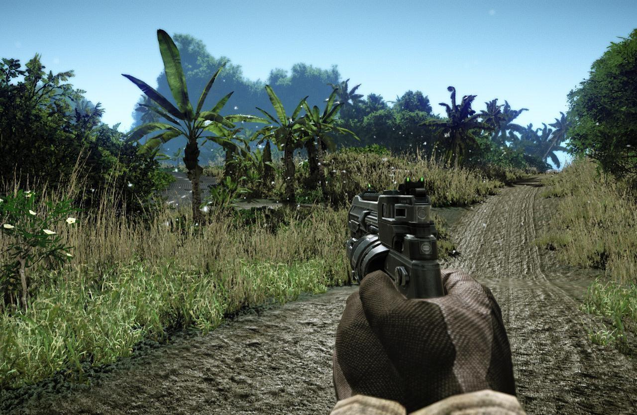 Рис. 10 – Красоты последней версии CryEngine