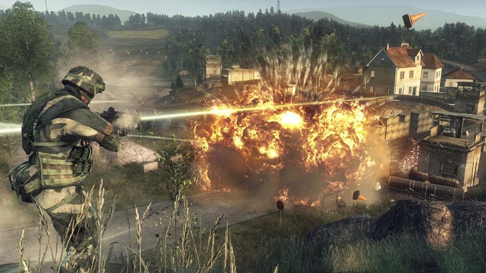 Рис. 12 – Эффекты – главное, что привлекает во всех играх от EA