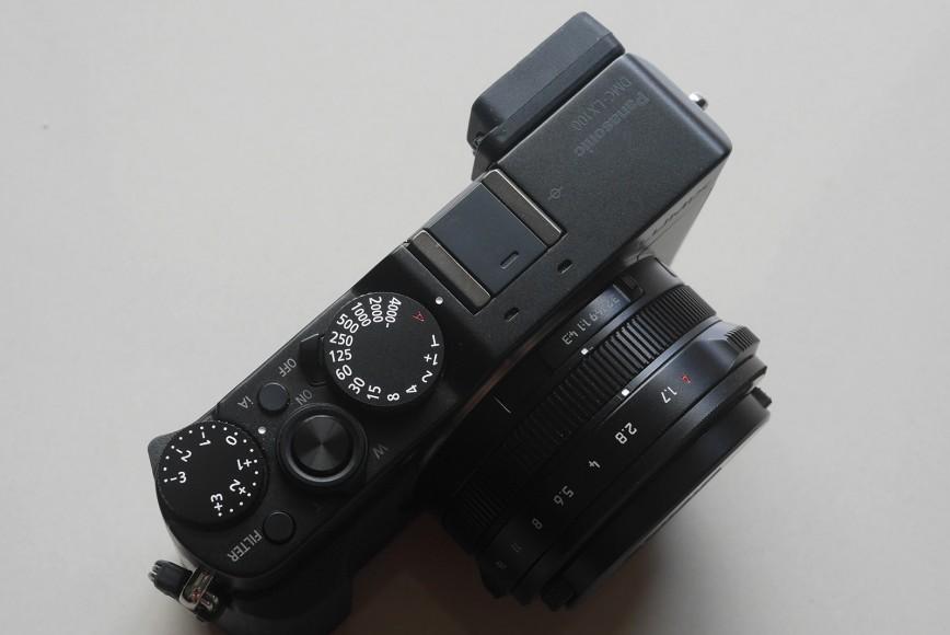 Рис. 5. Камера сверху