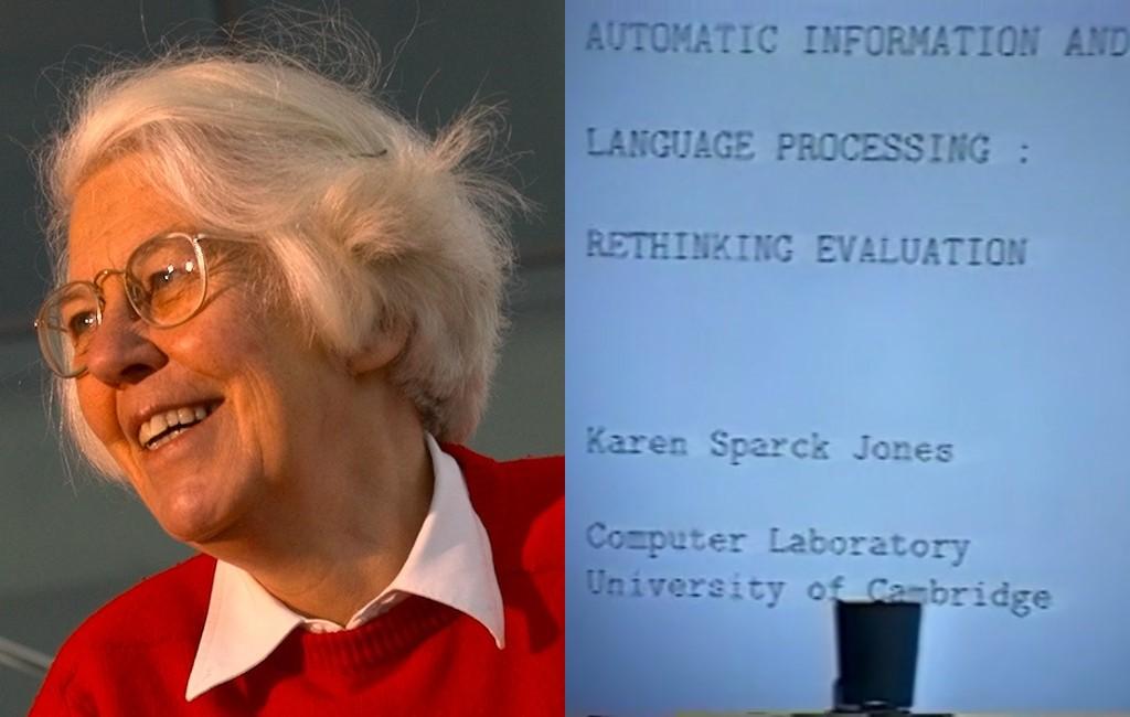 Рис. 6. Карен Джонс – разработчик поисковых систем.