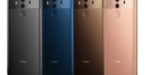 Huawei Mate 10 Pro обзор