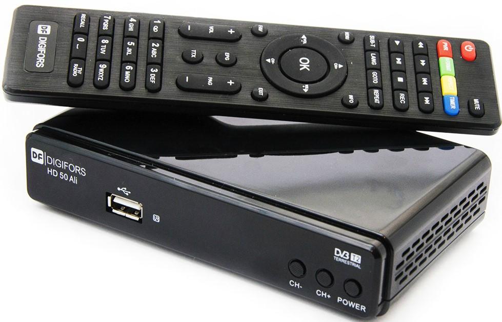 Рис. 10. Digifors HD 50 – одно из самых бюджетных предложений на рынке.