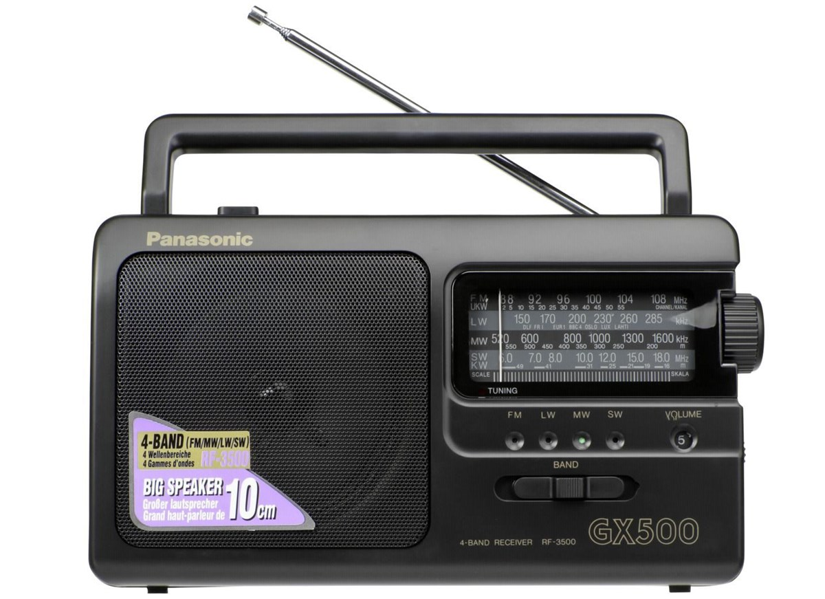 Рис. 2. Panasonic RF-3500.