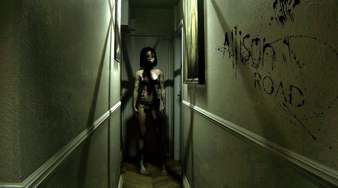 Рис. 3. Скриншот из игры Allison Road
