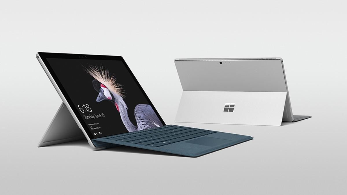 Рис. 3. Новое поколение Surface Pro – лучший компактный трансформер с отделяющимся экраном.