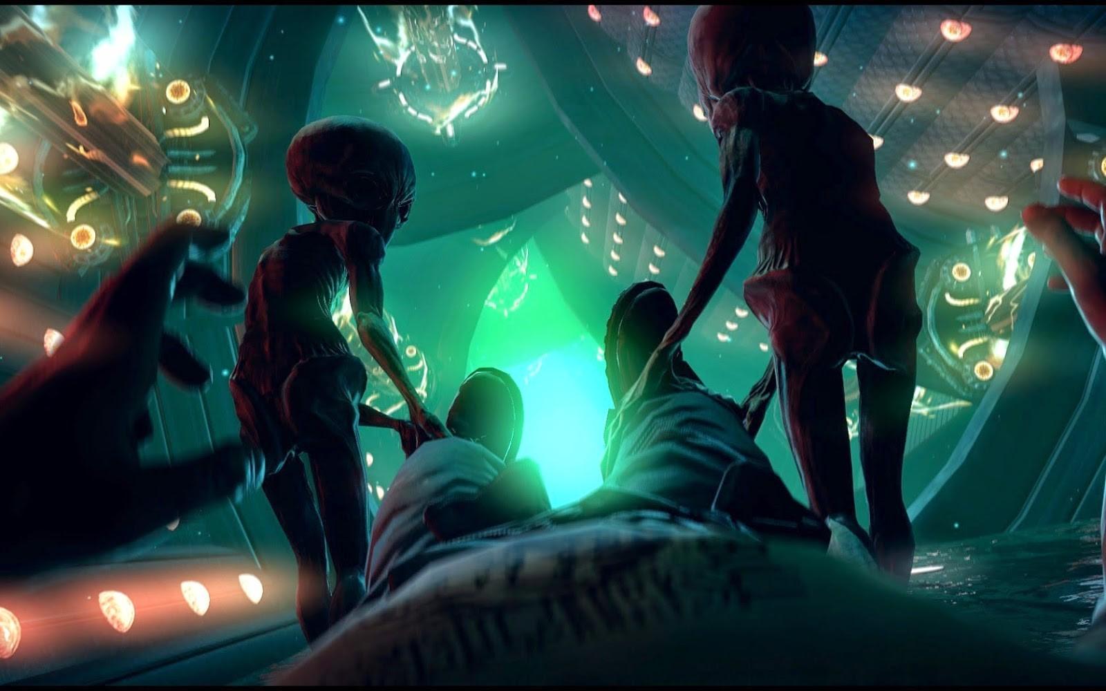 Рис.4. Скриншот из игры The Hum: Abductions