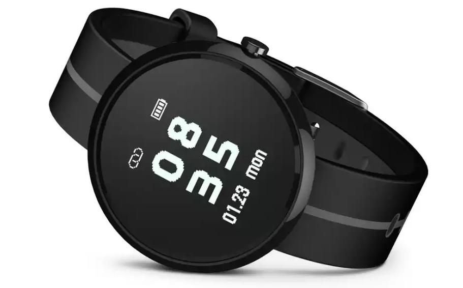 Рис. 5. Элегантные часы Herzband Elegance легко справляются и с функциями фитнес-браслета.