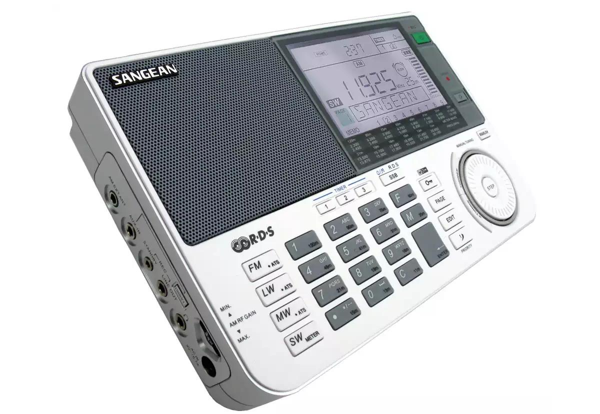 Рис. 5. Sangean ATS-909X.