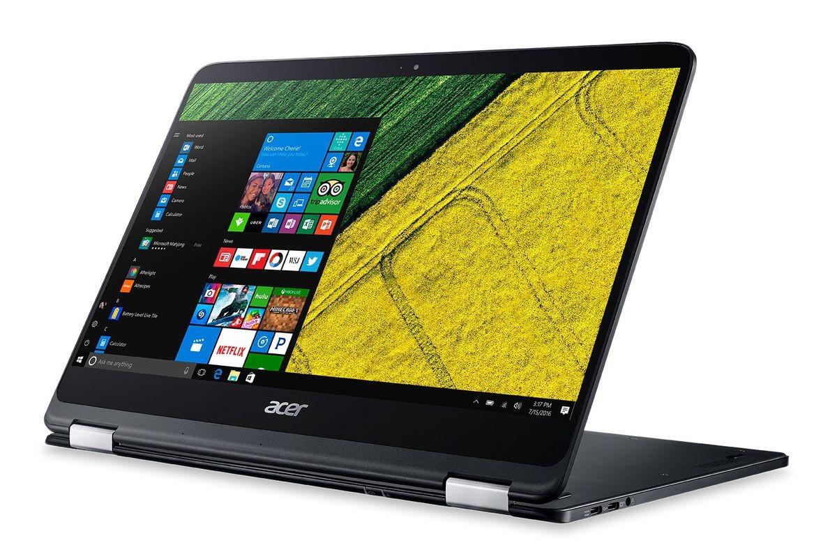 Рис. 5. Acer Spin 1 – самая выгодная по цене модель трансформера.
