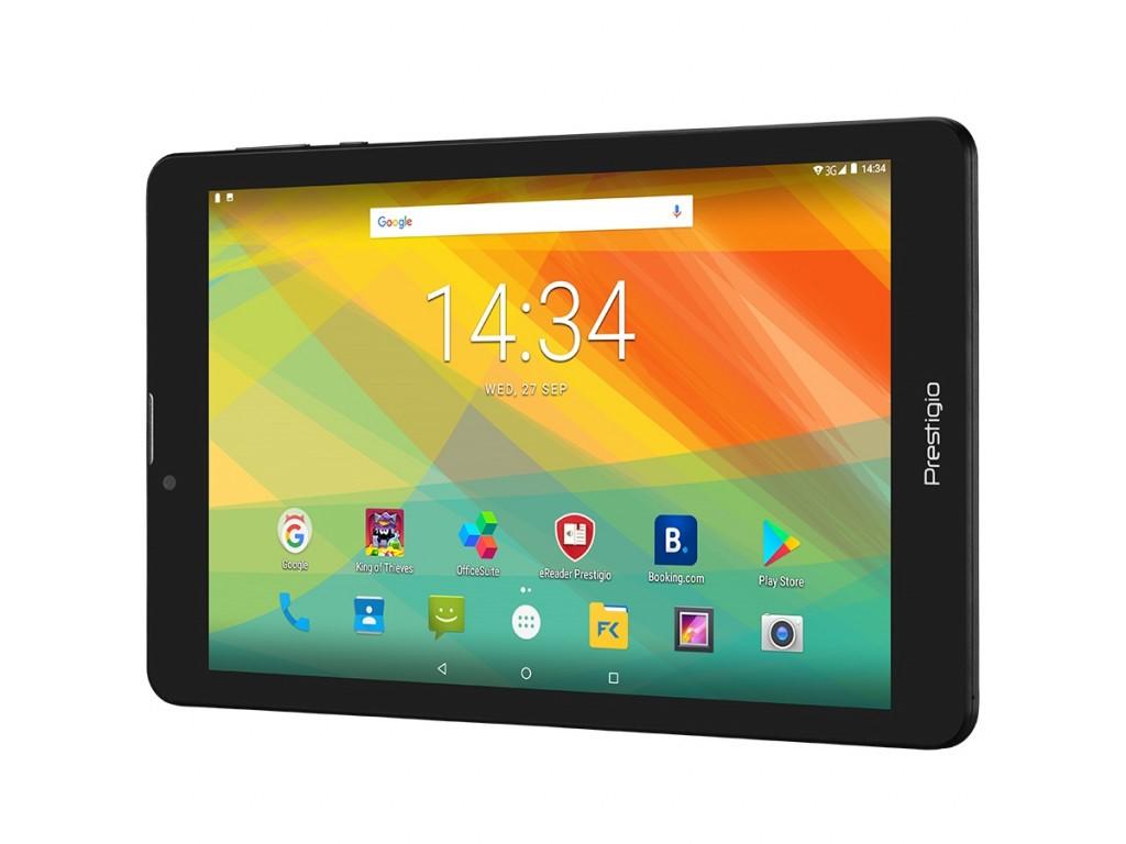 Рис. 6. Muze 3708 3G – универсальный планшет за доступную цену.