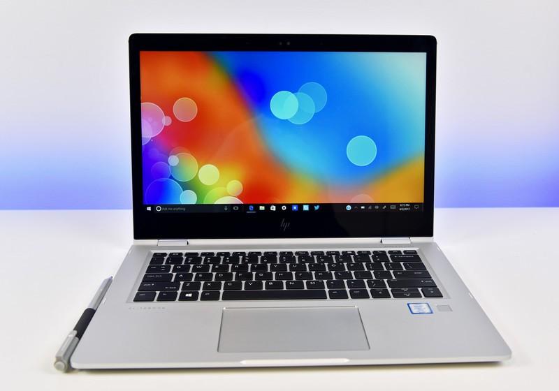 Рис. 8. HP EliteBook x360 G2 HERE – ноутбук-трансформер бизнес-класса.