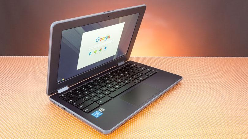 Рис. 9. Chromebook Flip C213SA – модель, отлично подходящая для учащихся.