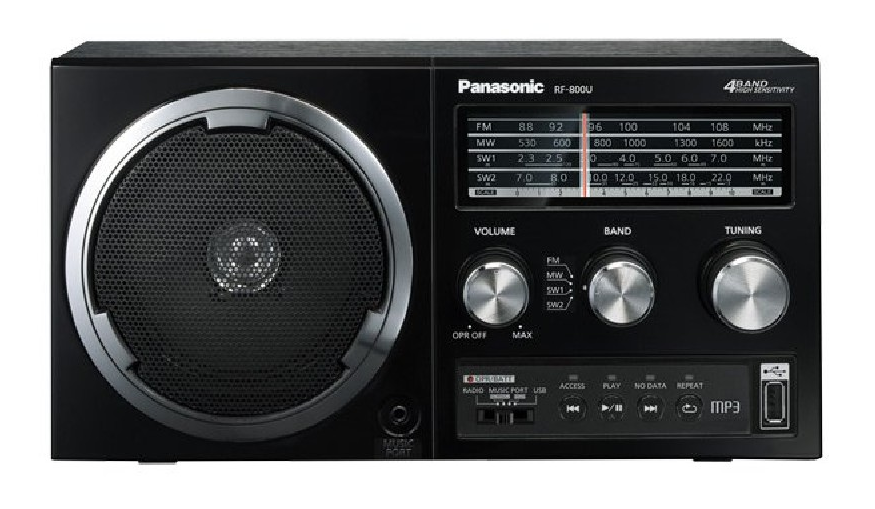 Рис. 9. Panasonic RF-800UEE-K.