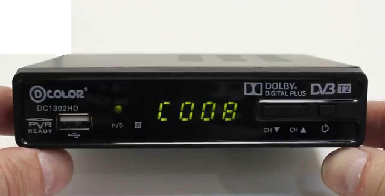 Рис. 9. D COLOR DC1302HD – компактный гаджет с большим экраном.