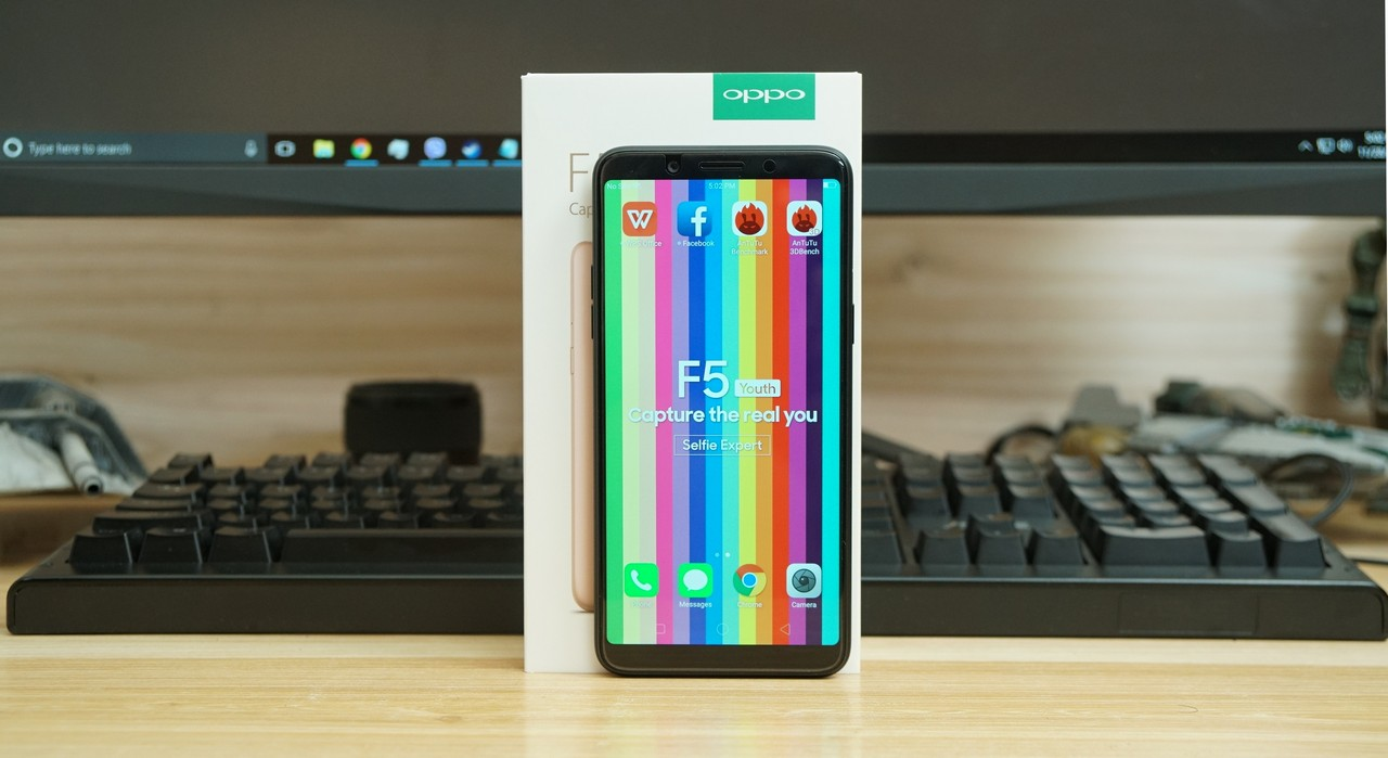 Смартфон Oppo F5: характеристики, особенности + отзывы [2018]