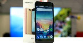 Xiaomi Mi A1 64gb обзор
