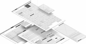 Прототипирование сайта