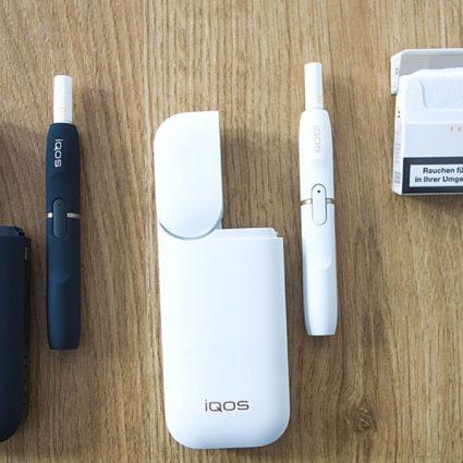 Электронная сигарета iqos
