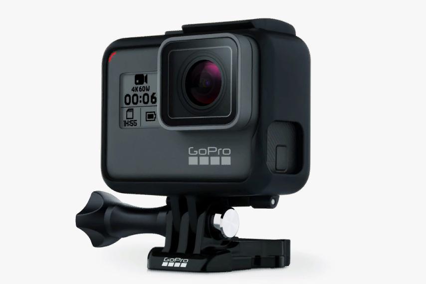 Рис. 1. Флагманская экшн-камера GoPro HERO6.