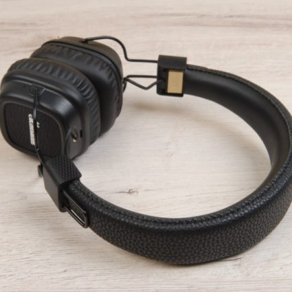 Обзор Marshall Major II Bluetooth
