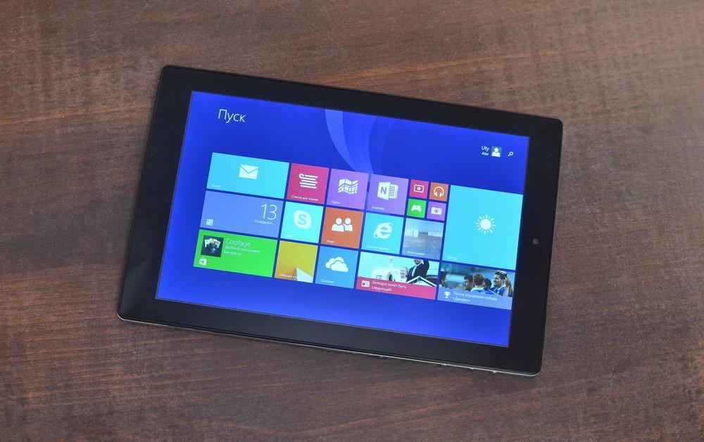 Рис. 10. Планшет BB-Mobile Techno W8.0 3G с небольшим экраном и небольшой ценой.