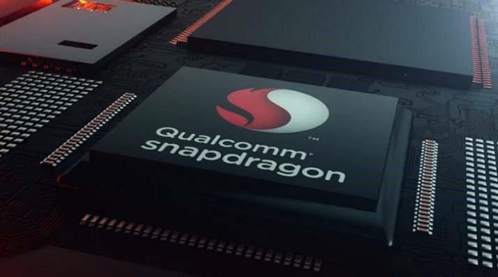 Рис.11 Внешний вид процессора Qualcomm Snapdragon 835.